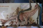 فیلم | گونه جدیدی از دایناسورها در آرژانتین کشف شد