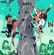 دشواریهای صعود رونالدو به مرحله بعد را ببینید!