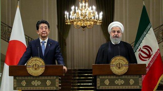 روزنامه ژاپنی زمان دیدار آبه و روحانی را اعلام کرد