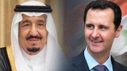 رئیس سازمان اطلاعات سوریه به عربستان سفر کرد