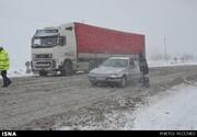 بارش برف و باران در این ۱۱ منطقه ایران