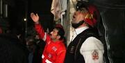 انفجار شدید پیتزا فروشی کار ۸ نفر را به بیمارستان کشاند