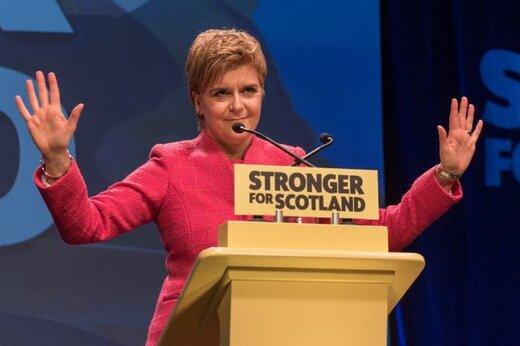 با توجه به نتایج انتخابات انگلیس اسکاتلند مجددا خواستار استقلال شد