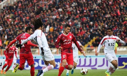 تراکتور 1-0 فولاد؛ تبریزیها بالاخره دوباره در لیگ بردند