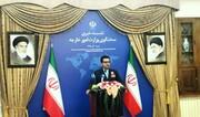 اولین نشست خبری سخنگوی دستگاه دیپلماسی خارج از تهران/عکس