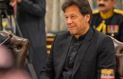 واکنش عمران خان به توئیت رهبر انقلاب