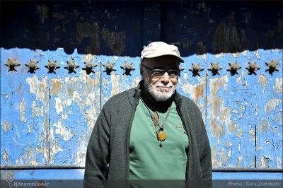 نکوداشت صداپیشه کاوه آهنگر در اکران مردمی «آخرین داستان»