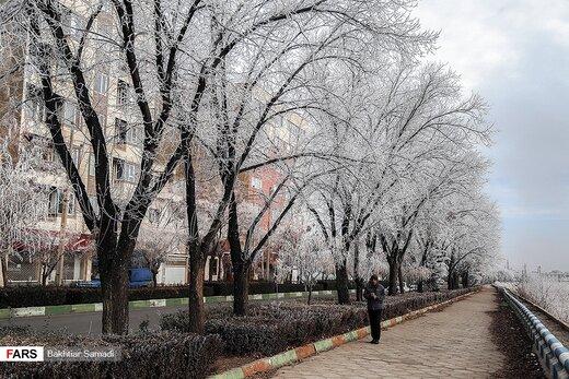 گزارش هواشناسی؛ بارش برف و باران در بیشتر مناطق کشور