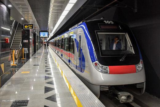 اعلام زمان افتتاح ایستگاه مولوی