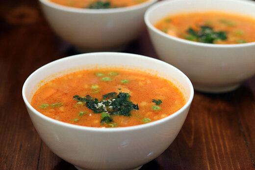 طرز تهیه سوپ لوبیا سفید؛ ساده، اما پرخاصیت!