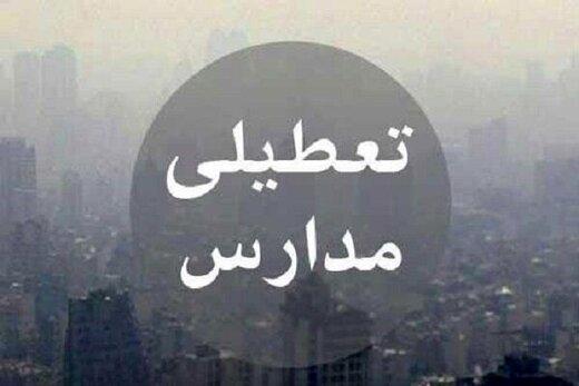 توضیحات استاندار تهران درباره تعطیلی ادارات و مدارس تهران/ تشکیل جلسه اضطرار در ساعت 16