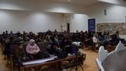 برگزاری کارگاه آموزش همگانی کوه پیمایی به مناسبت روزجهانی کوهستان در خرم آباد
