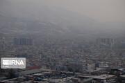 هوای اراک و ساوه برای گروههای سنی حساس ناسالم است
