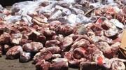 افزون بر ۳۴ هزار کیلو گوشت در استان البرز معدوم شد