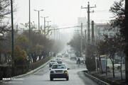 آلودگی هوا,آلودگی هوای تهران,شاخص کیفیت هوای تهران