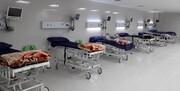 افزایش ۱۵۰۰ تخت بیمارستانی در جنوب تهران در سال ۹۹