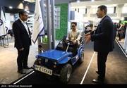 تصاویر | نمایش دستاوردهای جدید حمل و نقل ایران در مصلی
