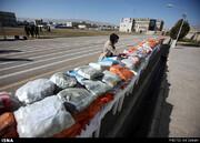 کشف ۶۵۷ کیلوگرم تریاک در استان تهران