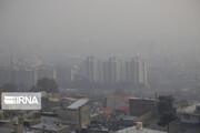 هوای ۱۱ شهر ناسالم است
