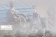 آلودگی هوای تهران کوه دماوند را هم بلعید/ عکس