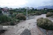 اخطاریه هواشناسی درباره سیلابی شدن مسیلها