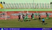پیروزی با ارزش خیبر خرم آباد مقابل فولاد نوین
