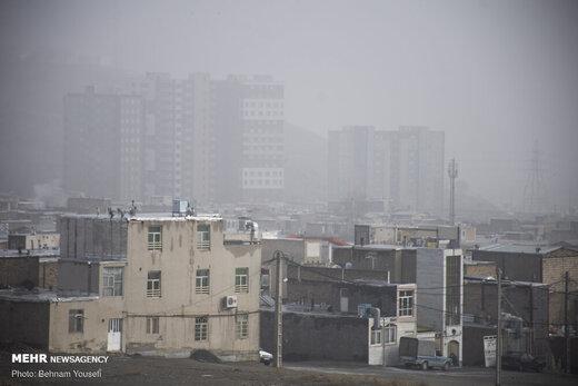 آلایندگی صنایع، پیشتاز آلودگی هوای اراک