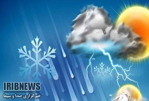 آذربایجان غربی از فردا بارانی میشود