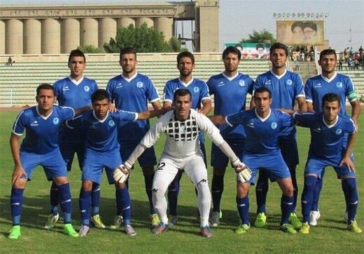 قدیمیترین تیم فوتبال خوزستان به لیگ پایینتر سقوط کرد