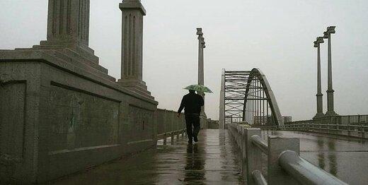 بارش باران شدید در خوزستان پیشبینی می شود