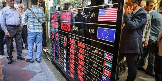 دلار به مرز حمایتی نزدیک شد/ یورو ۱۴.۲۰۰ تومان