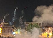 درگیریها در لبنان شدت گرفت/ 60 نفر زخمی شدند
