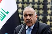 گفتوگوی تلفنی عبدالمهدی و وزیر دفاع آمریکا درباره تحولات عراق