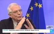 توضیح بورل درباره روابط اتحادیه اروپا با انگلیس در پسابرگزیت