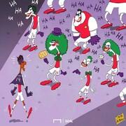 این تیم فوتباله یا سیرک بزرگ؟!