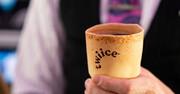 فنجانهای خوراکی با طعم وانیل برای مسافران پرواز ایرنیوزیلند