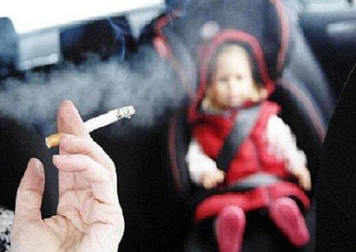 سیگاریهایی که بچه دارند، این مطلب را بخوانند