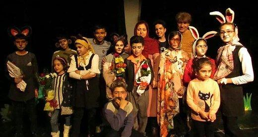 نمایش «پینوکیو» در شهرکرد به صحنه رفت