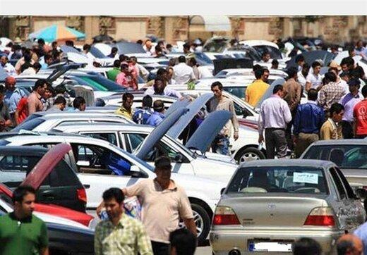 قیمت خودرو سواری در بعضی مدلها ۲ میلیون افتاد/ جدول