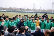 برزیلی های لیگ، در تیم ملی امید/عکس
