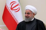 فیلم   توضیحات روحانی پیش از سفر به مالزی و ژاپن