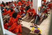 فیلم | فیلمی دیده نشده از درون زندان داعشیها در سوریه