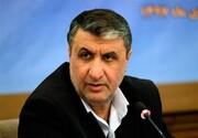 وعده ریلی وزیر راه و شهرسازی:قدرت لجستیکی کشور متحول میشود