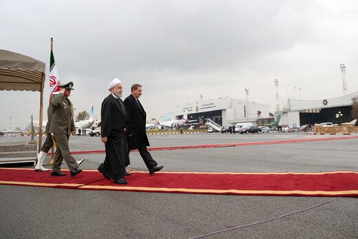 Rouhani off to Malaysia to attend Kuala Lumpur Summit