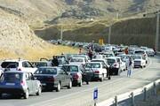 تردد وسایل نقلیه در جاده کرج - چالوس یک طرفه می شود