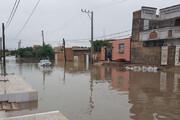 فیلم | وضعیت اسفبار اهواز ۲ روز پس از بارش باران!