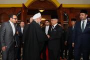 ایران به دنبال قلب تپنده اقتصاد جهان/نگاه به شرق سیاست جدیدی نیست