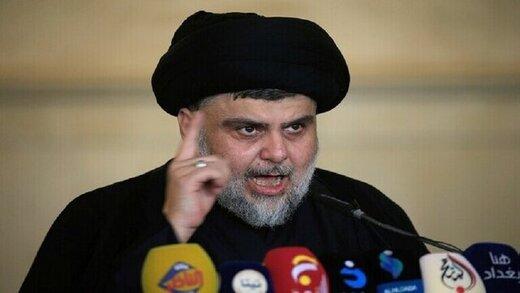 درخواست مقتدی صدر از نیروهای امنیتی عراق