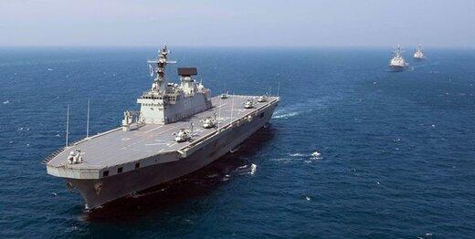 کرهایها هم به درخواست آمریکا وارد خلیج فارس میشوند