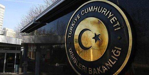 اقدام ضد ترکیه مجلس سنا آمریکا موجب خشم آنکارا شد